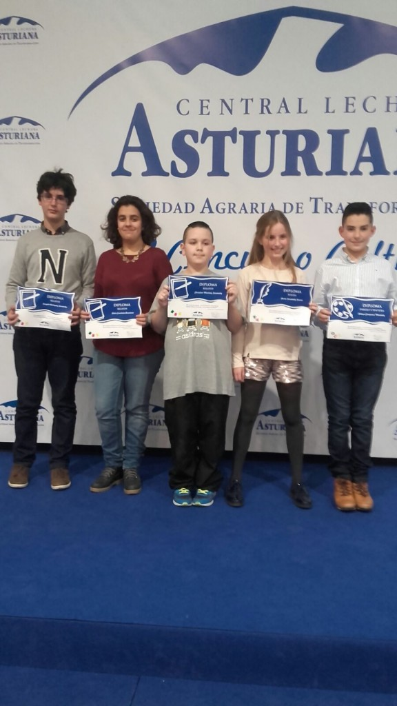 Premios Central Lechera Asturiana
