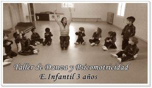 Taller de Danza y Psicomotricidad