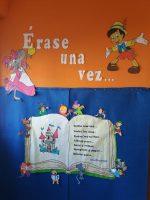 """Proyecto Educación Infantil : """"Érase una vez …"""""""