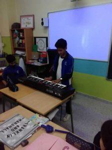 Tocamos la música