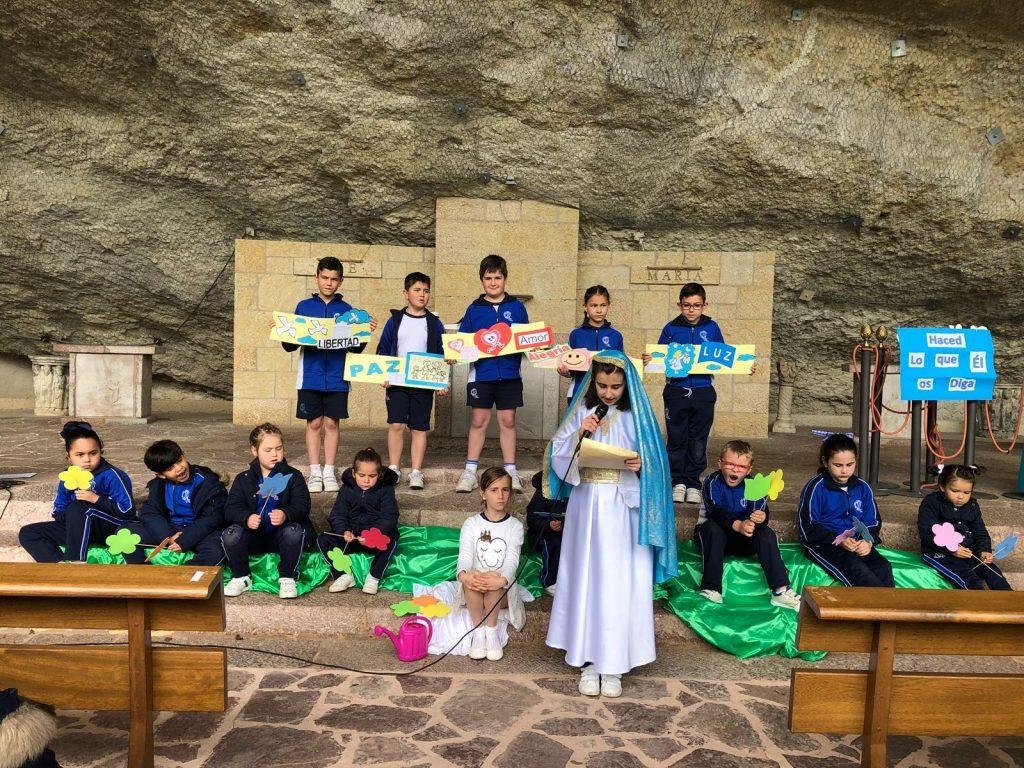 Salida Santuario Virgen de la Cueva