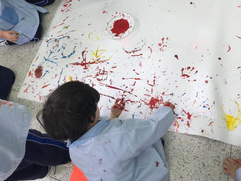Arte en 4 años