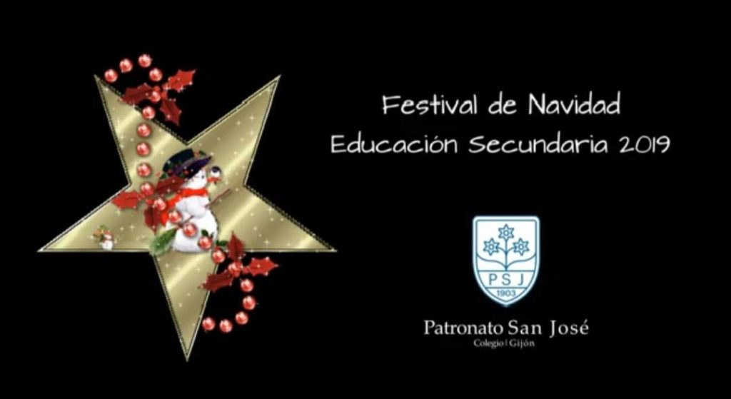 Festival de Navidad Educación Secundaria
